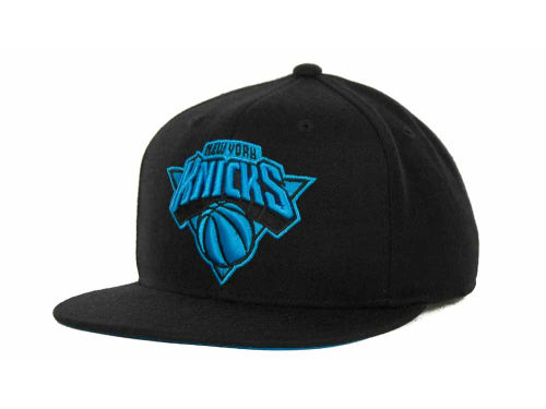 New York Knicks adidas NBA Bright Lights Snapback Cap Hats