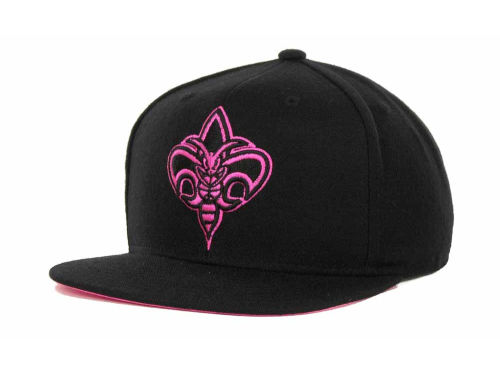 New Orleans Hornets adidas NBA Bright Lights Snapback Cap Hats
