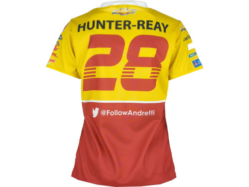 Ryan Hunter-Reay Racing Womens Crew Jersey