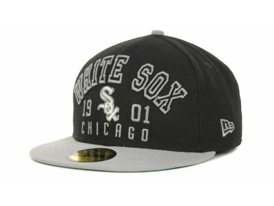 Chicago White Sox MLB Word Knock 59FIFTY Cap Hats
