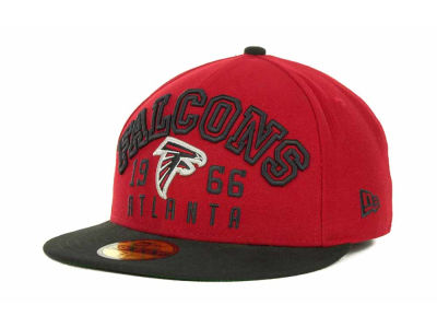 Atlanta Falcons NFL Word Knock 59FIFTY Cap Hats