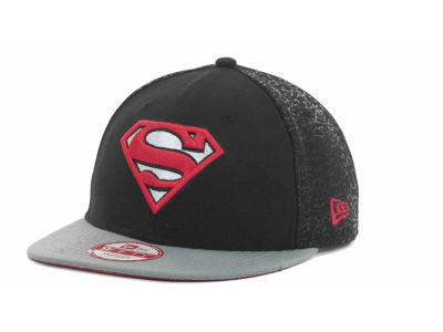DC Comics Superman Comic Elegant Snapback 9FIFTY Cap Hats