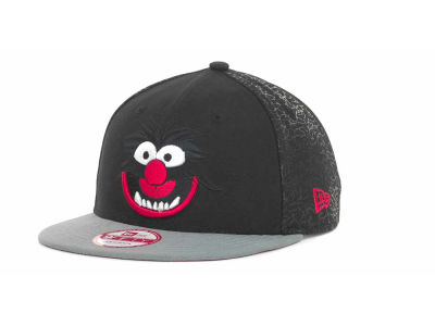 Muppets Comic Elegant Snapback 9FIFTY Cap Hats