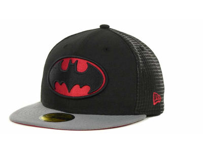 DC Comics Batman Comic Grid Game 59FIFTY Cap Hats