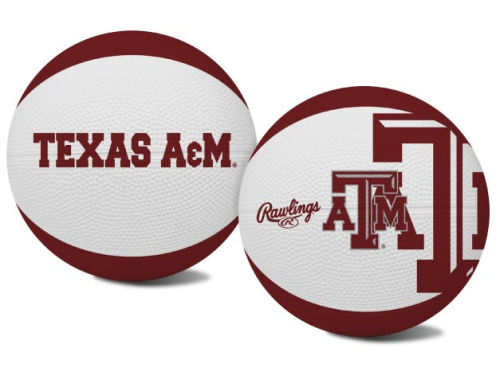 Texas A&M Aggies Jarden Sports Alley Oop Youth Basketball