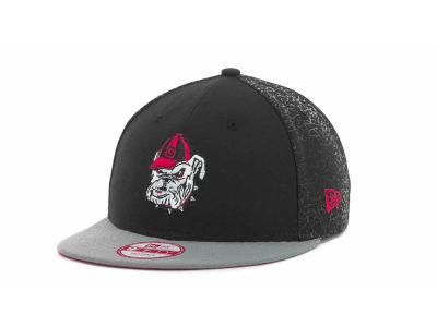 Georgia Bulldogs NCAA Elegant Snapback 9FIFTY Cap Hats
