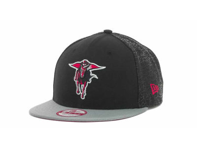 Texas Tech Red Raiders NCAA Elegant Snapback 9FIFTY Cap Hats