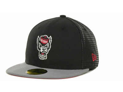 North Carolina State Wolfpack NCAA Grid Game 59FIFTY Cap Hats