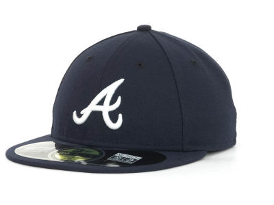Atlanta Braves MLB Low Crown AC Performance 59FIFTY Cap Hats