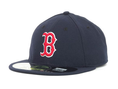 Boston Red Sox MLB Low Crown AC Performance 59FIFTY Cap Hats