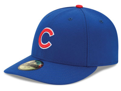 Chicago Cubs MLB Low Profile AC Performance 59FIFTY Cap Hats