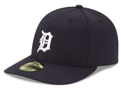 Detroit Tigers MLB Low Profile AC Performance 59FIFTY Cap Hats