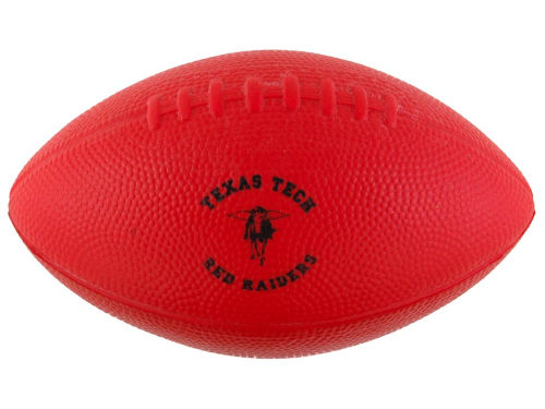 Texas Tech Red Raiders Medium Foam Football