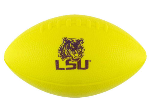 LSU Tigers Medium Foam Football