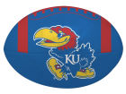 Kansas Jayhawks Jarden Sports Quick Toss Softee Football Gameday & Tailgate