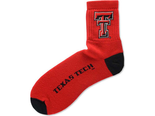 Texas Tech Red Raiders For Bare Feet Ankle TC 501 Socks