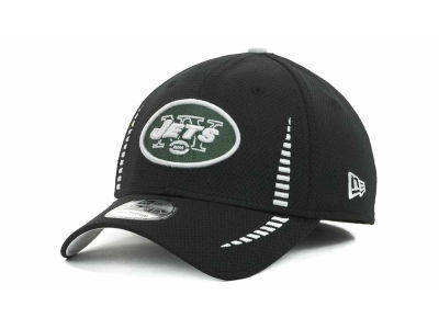 New York Jets Training Camp Black 39THIRTY Cap Hats