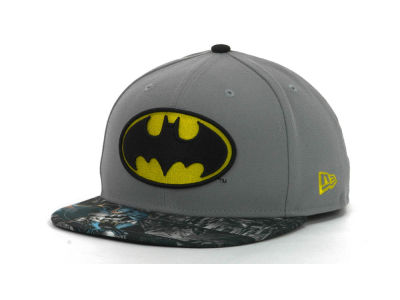 DC Comics Batman Visor Story 2 59FIFTY Cap Hats