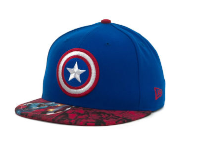 Marvel Visor Story 2 59FIFTY Cap Hats