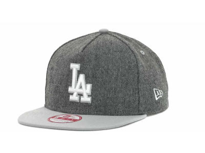 Los Angeles Dodgers MLB Tweed Strapback 9FIFTY Cap Hats