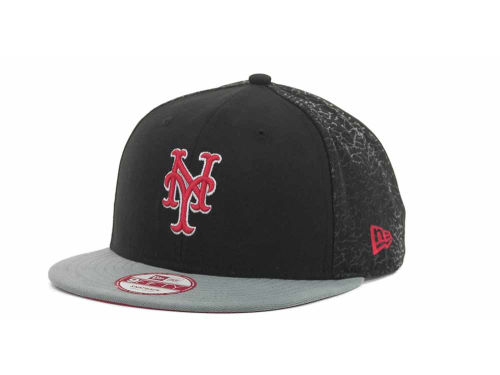 New York Mets New Era MLB Elegant Snapback 9FIFTY Cap Hats