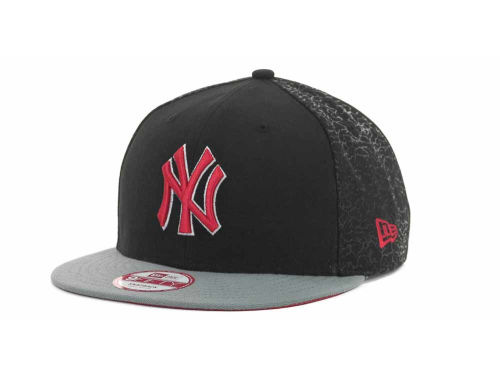 New York Yankees New Era MLB Elegant Snapback 9FIFTY Cap Hats