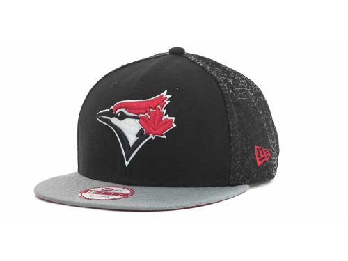 Toronto Blue Jays New Era MLB Elegant Snapback 9FIFTY Cap Hats