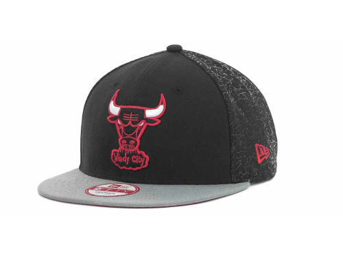 Chicago Bulls New Era NBA Hardwood Classics Elegant 9FIFTY Cap Hats