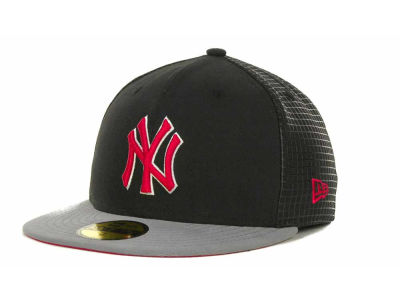 New York Yankees MLB Grid Game 59FIFTY Cap Hats