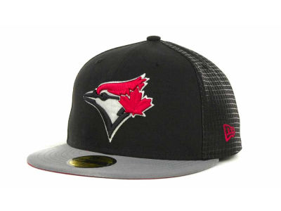 Toronto Blue Jays MLB Grid Game 59FIFTY Cap Hats