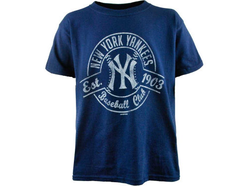 New York Yankees MLB Youth Harrity T-Shirt