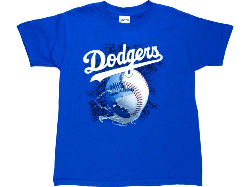 Los Angeles Dodgers MLB Youth Welch T-Shirt