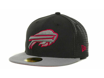Buffalo Bills NFL Grid Game 59FIFTY Cap Hats