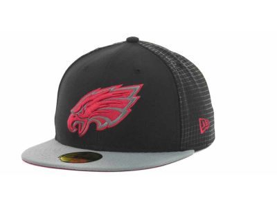 Philadelphia Eagles NFL Grid Game 59FIFTY Cap Hats
