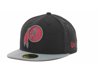 Washington Redskins NFL Grid Game 59FIFTY Cap Hats