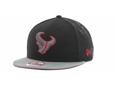 Houston Texans NFL Elegant Snapback 9FIFTY Cap Hats