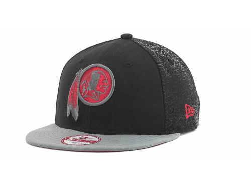 Washington Redskins New Era NFL Elegant Snapback 9FIFTY Cap Hats