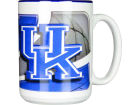 Kentucky Wildcats 15oz. Two Tone Mug Kitchen & Bar
