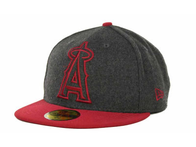 Los Angeles Angels of Anaheim MLB Raise Up 59FIFTY Cap Hats