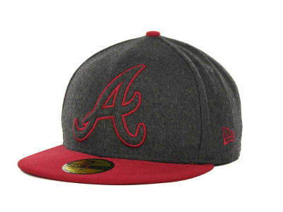 Atlanta Braves MLB Raise Up 59FIFTY Cap Hats