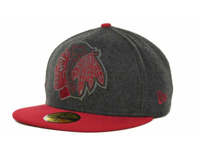Chicago Blackhawks NHL Raise Up 59FIFTY Cap Hats