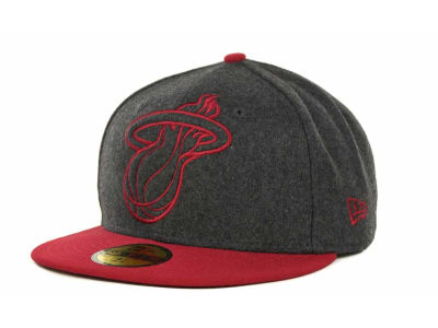 Miami Heat NBA Raise Up 59FIFTY Cap Hats