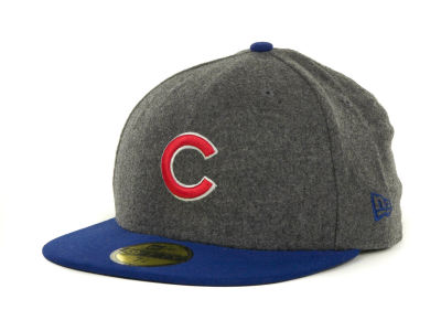 Chicago Cubs MLB Melton Basic 59FIFTY Cap Hats