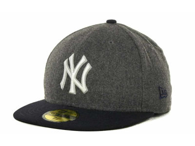 New York Yankees MLB Melton Basic 59FIFTY Cap Hats