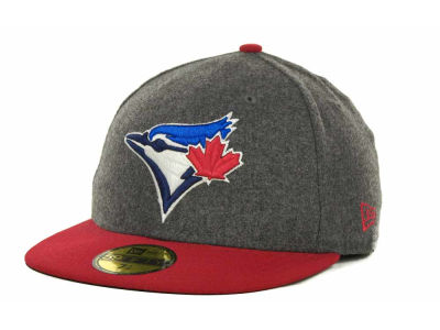 Toronto Blue Jays MLB Melton Basic 59FIFTY Cap Hats