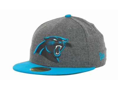 Carolina Panthers NFL Melton Basic 59FIFTY Cap Hats
