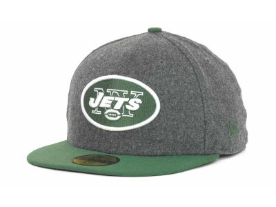New York Jets NFL Melton Basic 59FIFTY Cap Hats