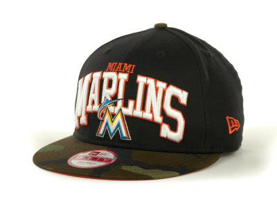 Miami Marlins MLB Snap Backin 9FIFTY Cap Hats