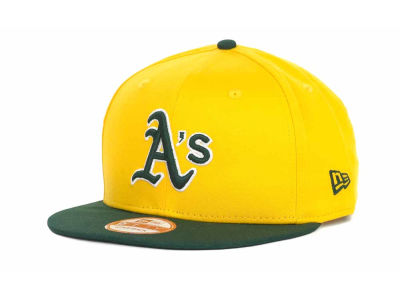 Oakland Athletics MLB Turnover Strapback 9FIFTY Cap Hats
