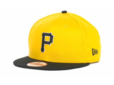 Pittsburgh Pirates MLB Turnover Strapback 9FIFTY Cap Hats